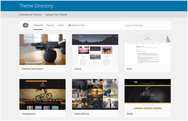 طراحی سایت ارزان با وردپرس و ضرورت تهیه نسخه پشتیبان